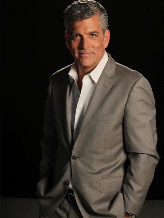 George Clooney Look Alike