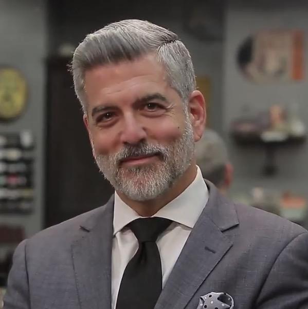 George Clooney Look Alike