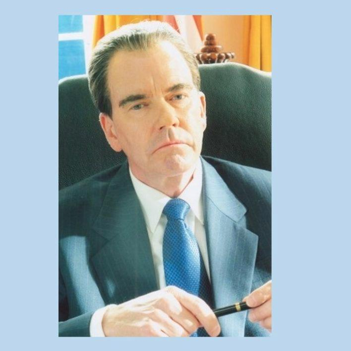 Richard Nixon Look Alike
