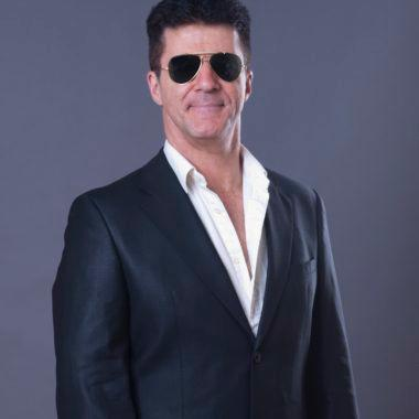 Simon Cowell Look Alike