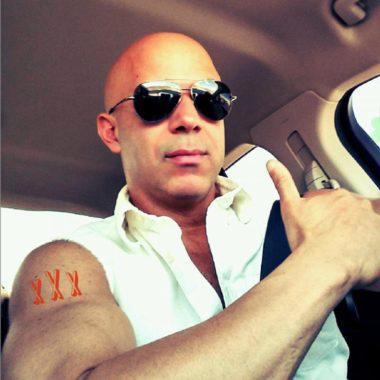 Vin Diesel Look Alike