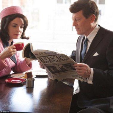 President JFK & Jackie O Look Alike