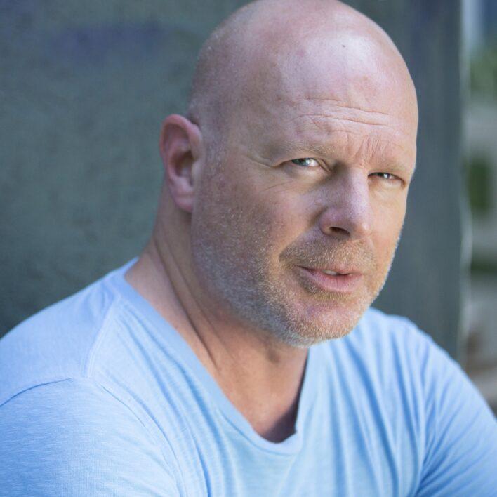 Bruce Willis Look Alike