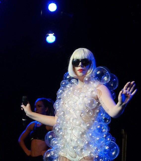 Lady Gaga Look Alike