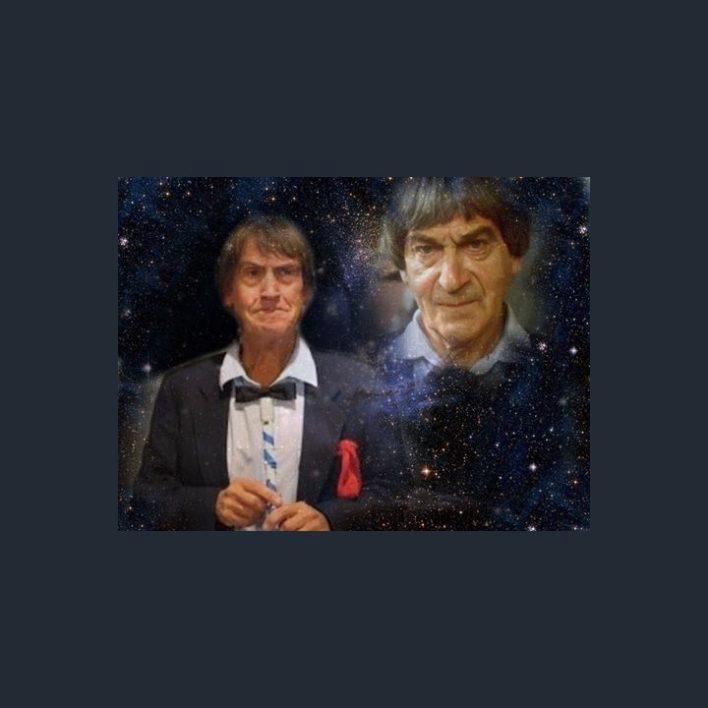 Doctor Who Look Alike