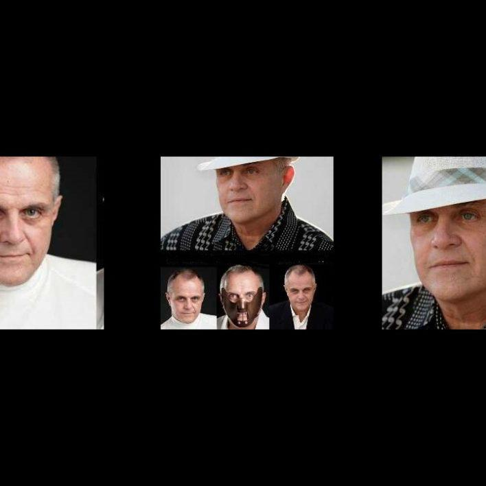 Anthony Hopkins Look Alike