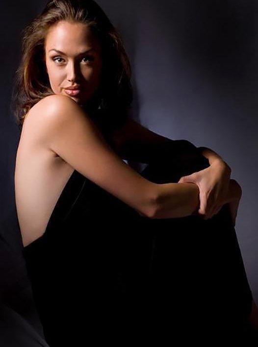 Angelina Jolie Look Alike