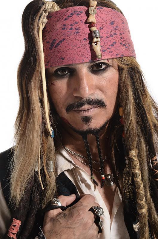 Synchronstimme Jack Sparrow