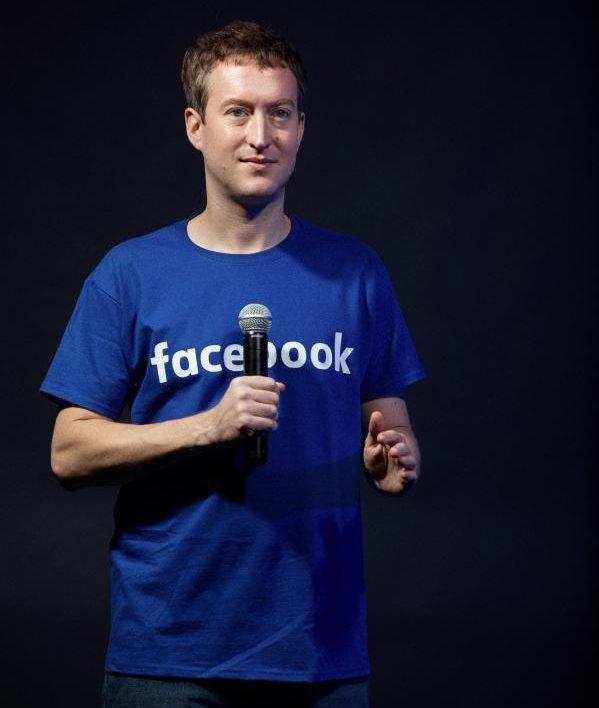 Mark Zuckerberg Look Alike Gallery