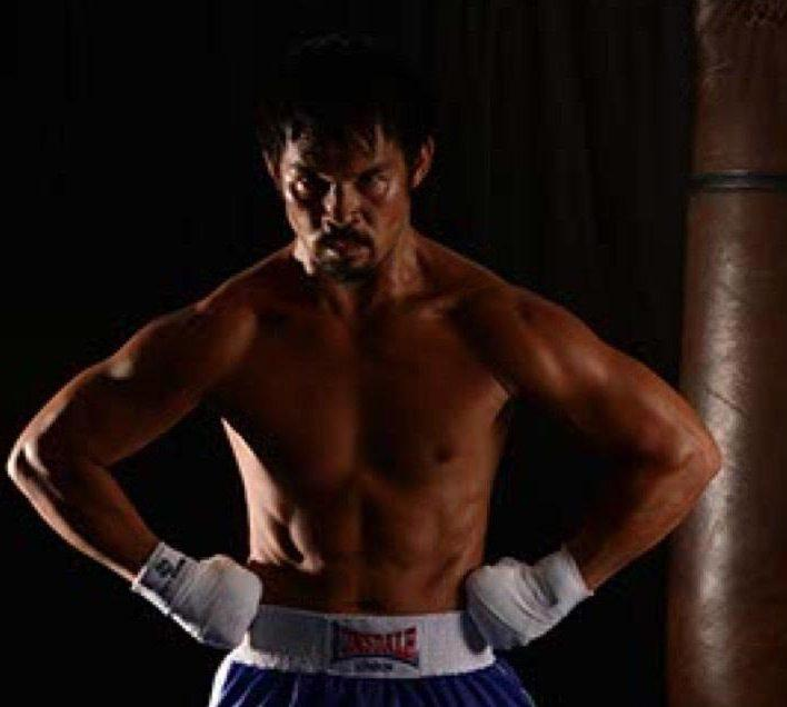 Manny Pacquiao Look Alike