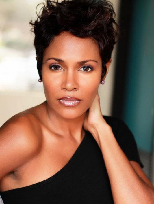 Halle Berry Look Alike