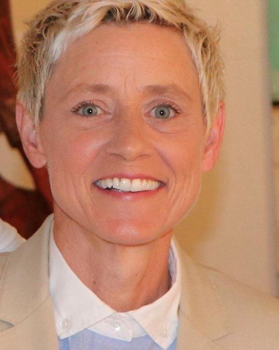 Ellen DeGeneres Look Alike