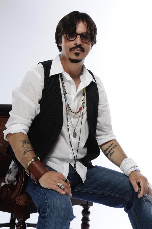 Johnny Depp Look ALike