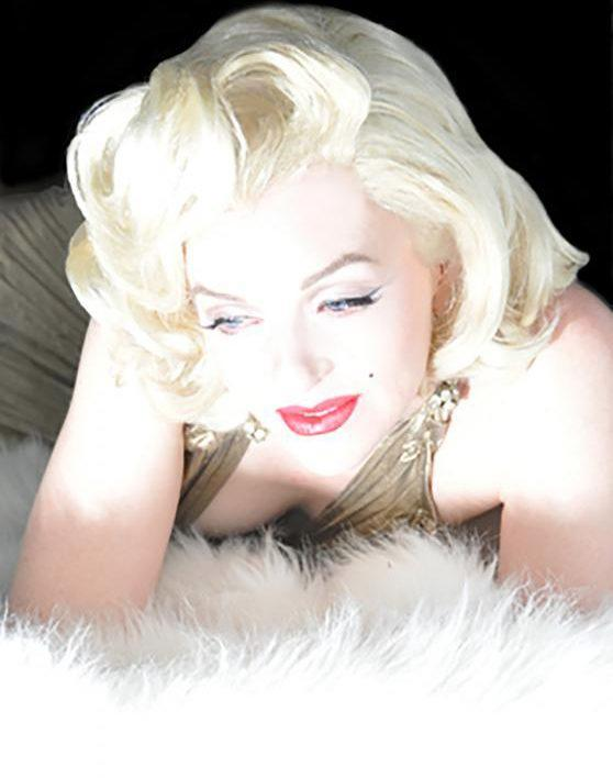 Marilyn Monroe Look Alike