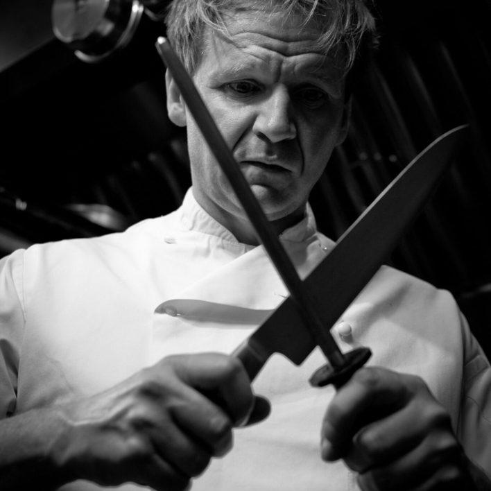 Gordon Ramsay Look Alike