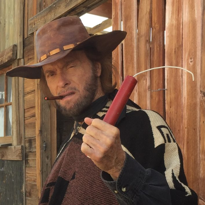 Clint Eastwood Look Alike