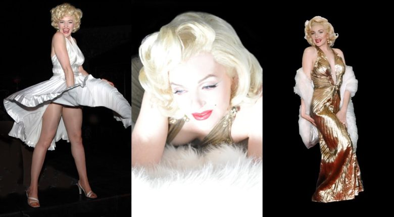 Marilyn Monroe - Look Alike Agency - Mirror Images