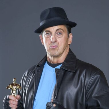 Sylvester Stallone Look & Sound Alike