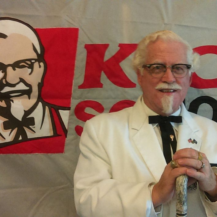 Colonel Sanders Look Alike