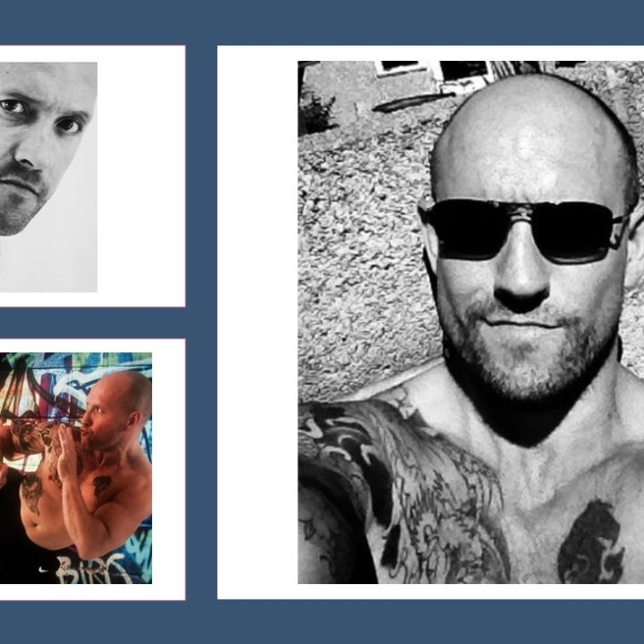Jason Statham Look Alike