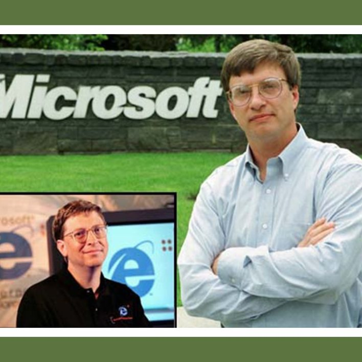 Bill Gates Look Alike
