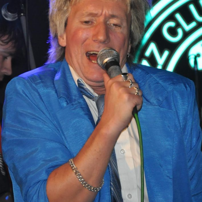 Rod Stewart Look Alike
