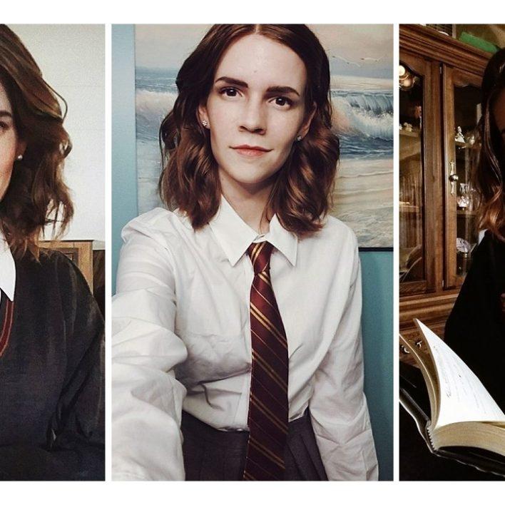 Emma Watson Look Alike