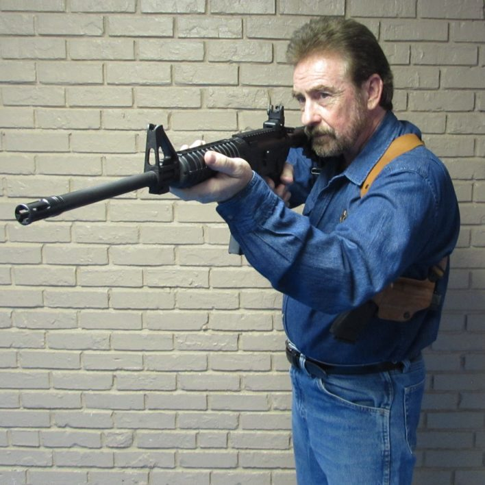 Chuck Norris Look Alike