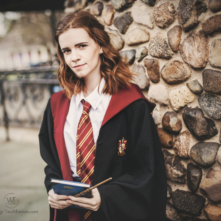 Emma Watson as Hermione Granger Look Alike