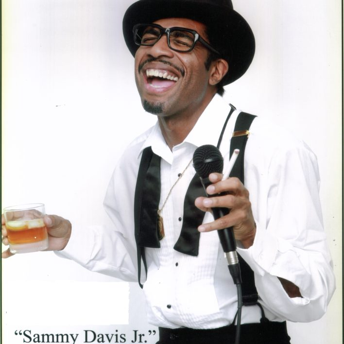 Sammy Davis Jr. Look Alike