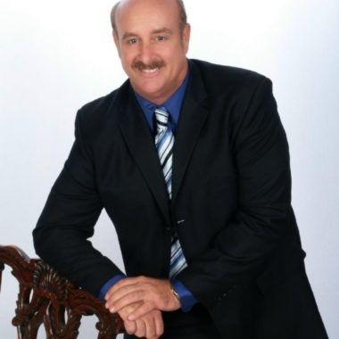 Dr. Phil Look Alike