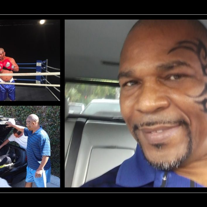 Mike Tyson Look Alike