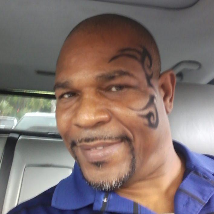 Mike Tyson Look Alike