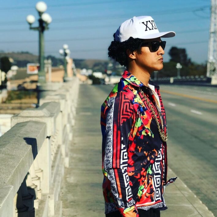 Bruno Mars Look Alike Tribute Artist