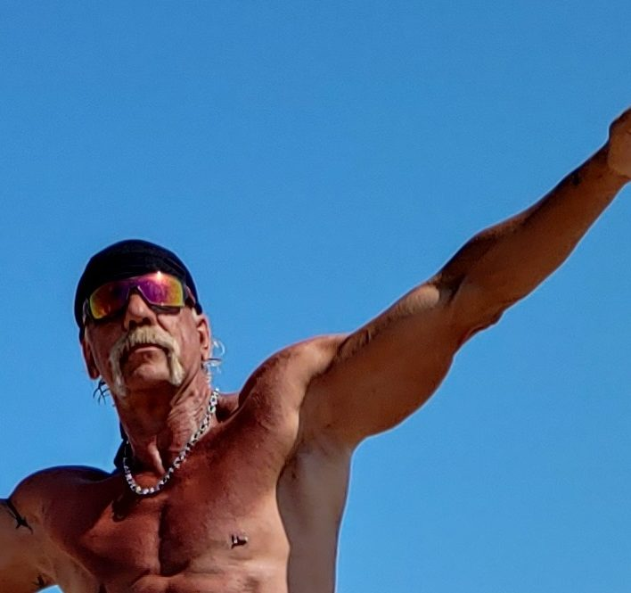 Hulk Hogan Look Alike