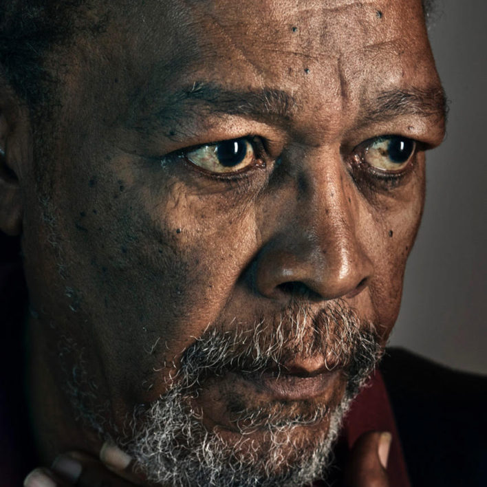 Morgan Freeman Look Alike