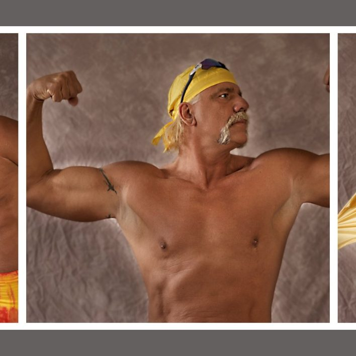 Hulk Hogan Look Alike