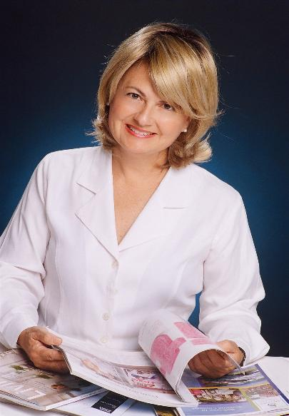Martha Stewart Look Alike