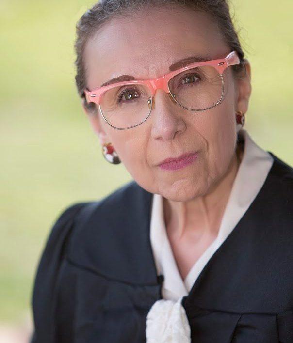 Ruth Bader Ginsberg Look Alike