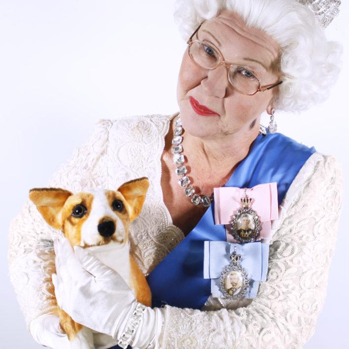 Queen Elizabeth ll Look Alike