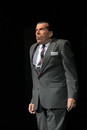 Ed Sullivan Look Alike