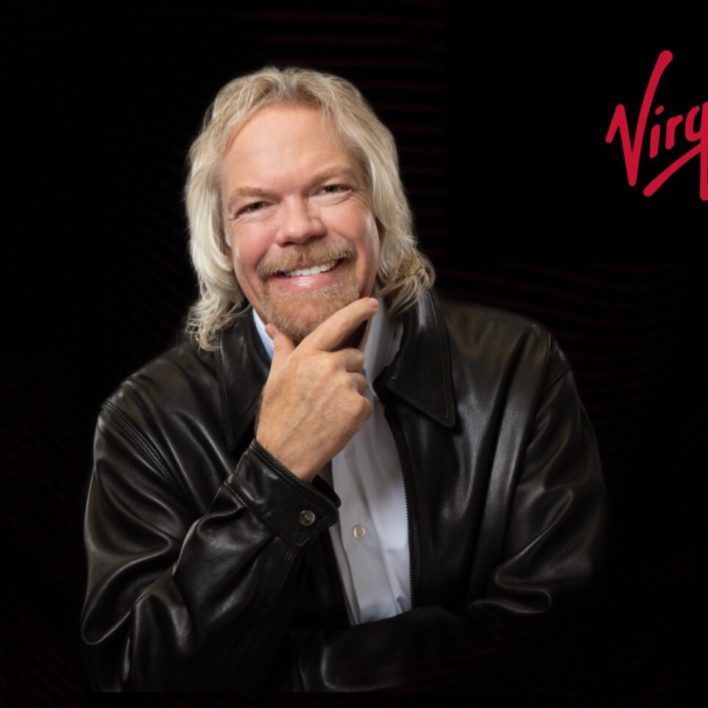 Richard Branson Look Alike