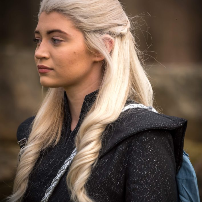 Daenerys Targaryen Look Alike