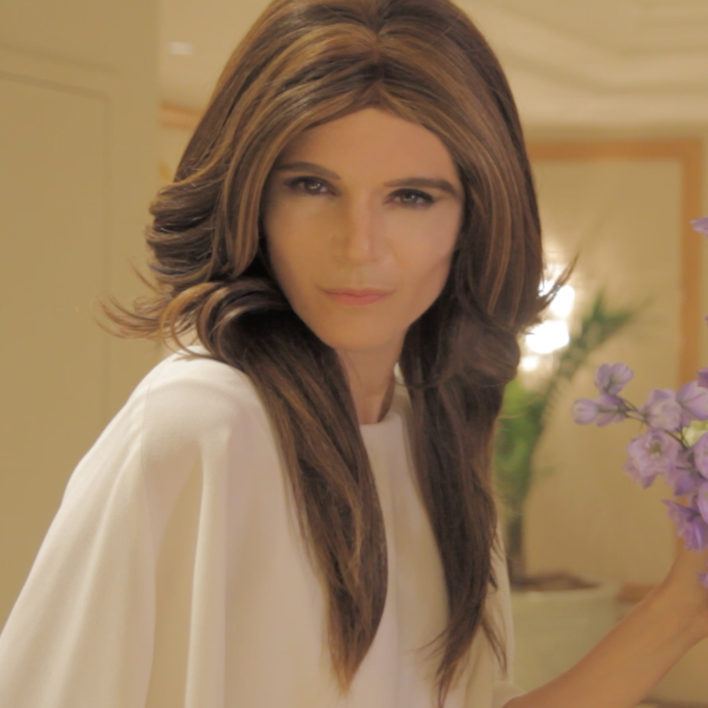 Melania Trump Look Alike
