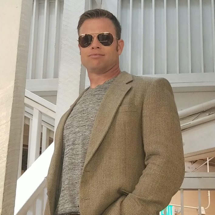 Brad Pitt Look Alike