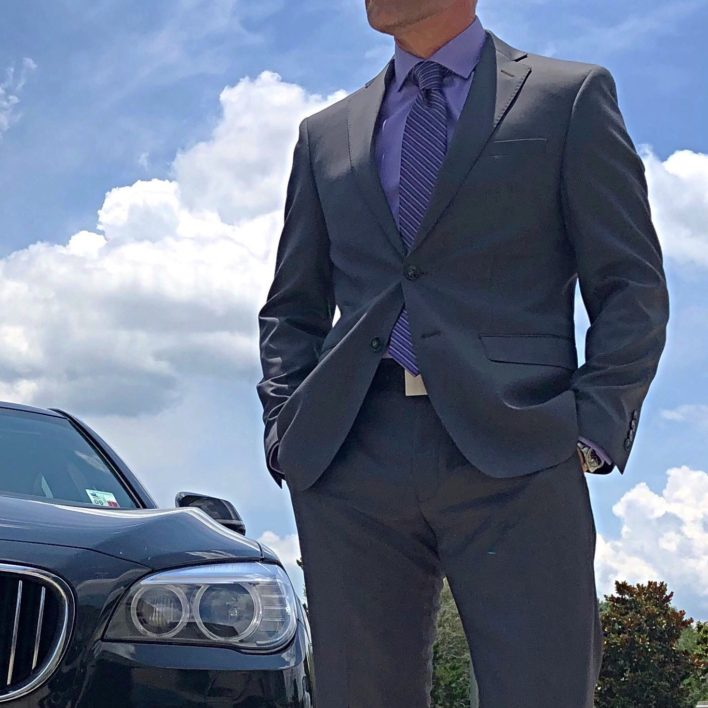 Jason Statham Look Alike USA