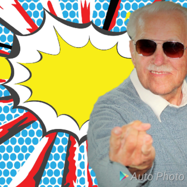 Stan Lee Look Alike