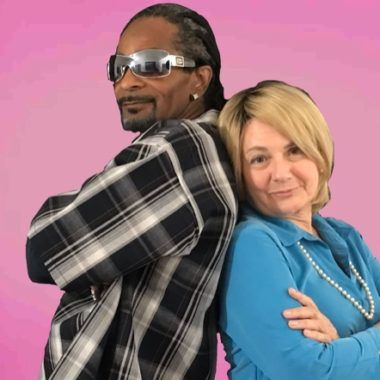 Martha Stewart & Snoop Dogg Look Alikes