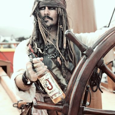 Capt. Jack Sparrow Look Alike UK