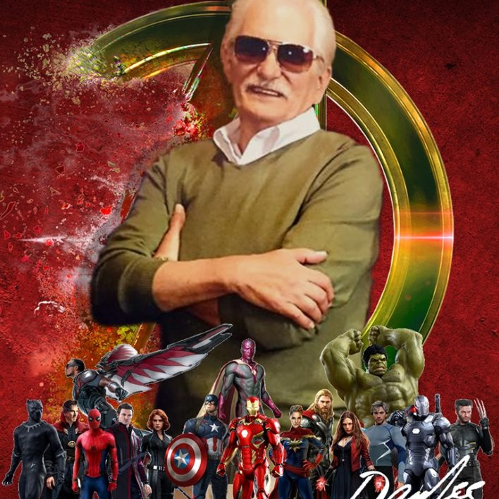 Stan Lee Look Alike FL